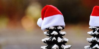 Коледен конкурс за най-добър новогодишен имейл